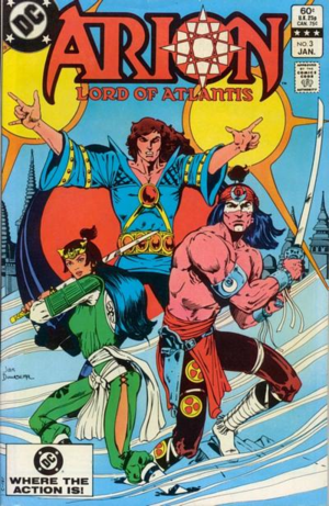 Arion (comics)