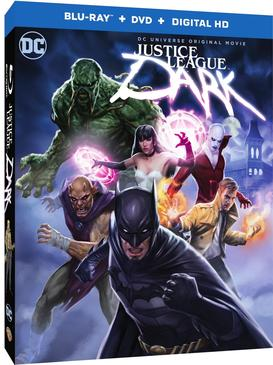 Justice League Dark (film)