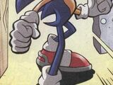 Sonic the Hedgehog (Archie character)