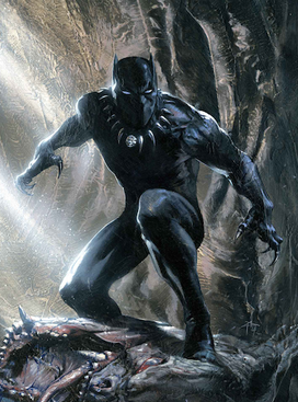Black Panther (T'Challa)