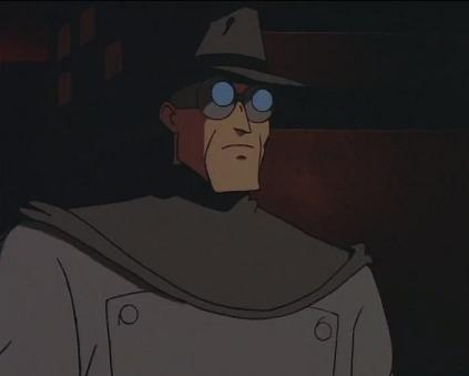 Gray Ghost (DC animated universe)