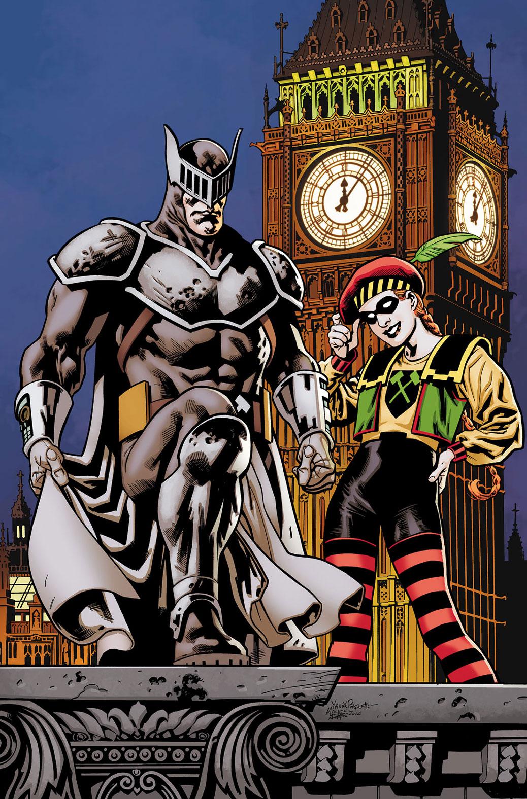 Knight (DC Comics)