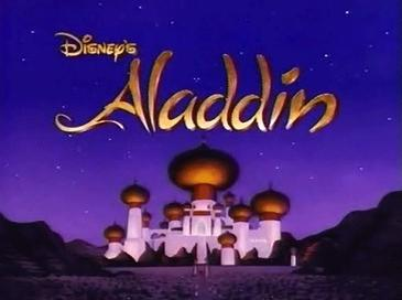 Aladdin (animated TV series)