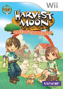 Harvest Moon - Tree of Tranquility Coverart