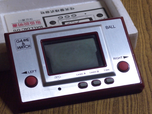 List of Game & Watch games