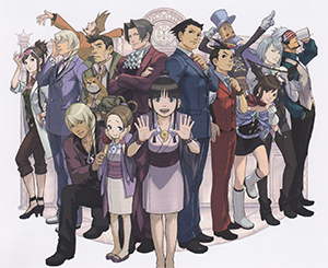 List of Ace Attorney characters
