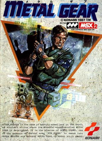 Metal Gear (video game)
