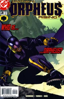 Orpheus (DC Comics)