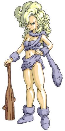 Ayla (Chrono Trigger)