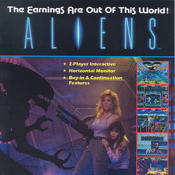 Aliens (1990 video game)