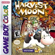 Harvest Moon 2 GBC Coverart