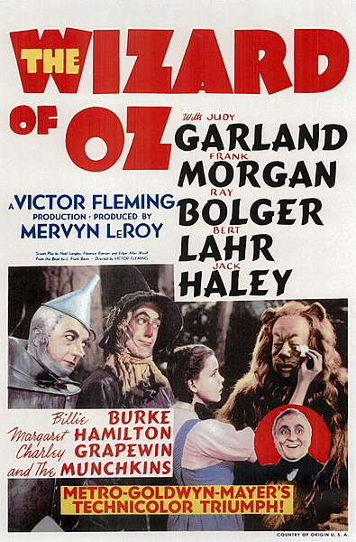 The Wizard of Oz (1939 film)