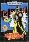 Dick Tracy Genesis game