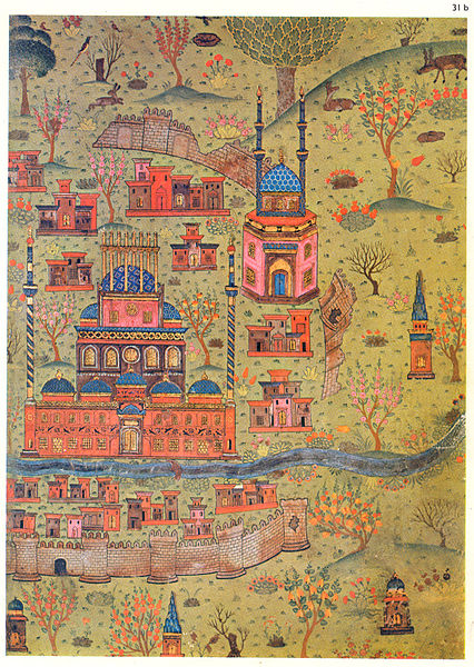 List of One Thousand and One Nights characters
