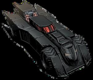 Batmobile Batman Vol 3 Annual 1.png