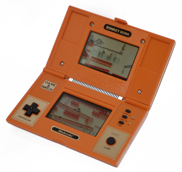 LCD games in the Mario series
