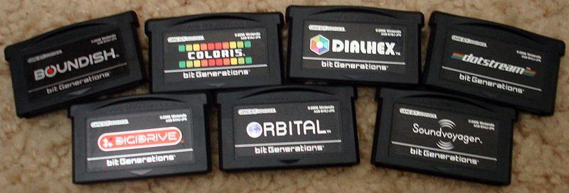 Bit Generations