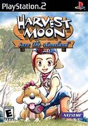Harvest Moon - Save The Homeland cover art
