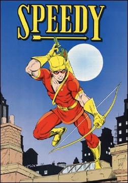 Speedy (comics)