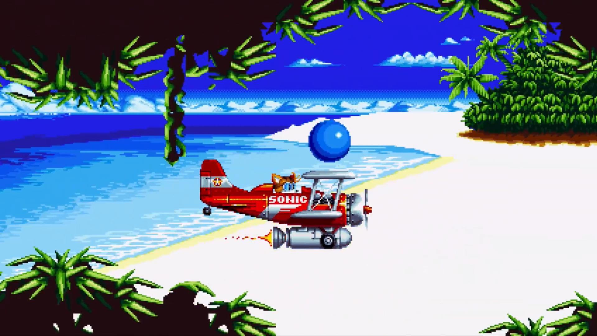Angel Island (Classic Sonic's world)