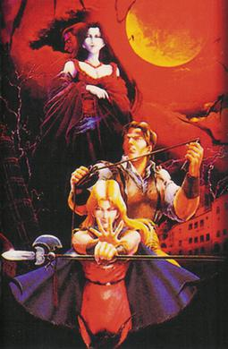 List of Castlevania characters