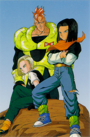 Android (Dragon Ball)