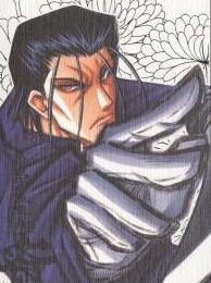 Saitō Hajime (Rurouni Kenshin)