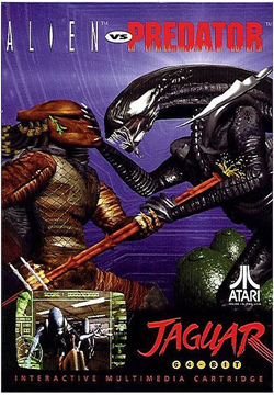 Alien vs Predator (Atari Jaguar game)