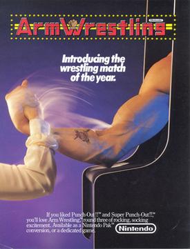 Arm Wrestling (video game)