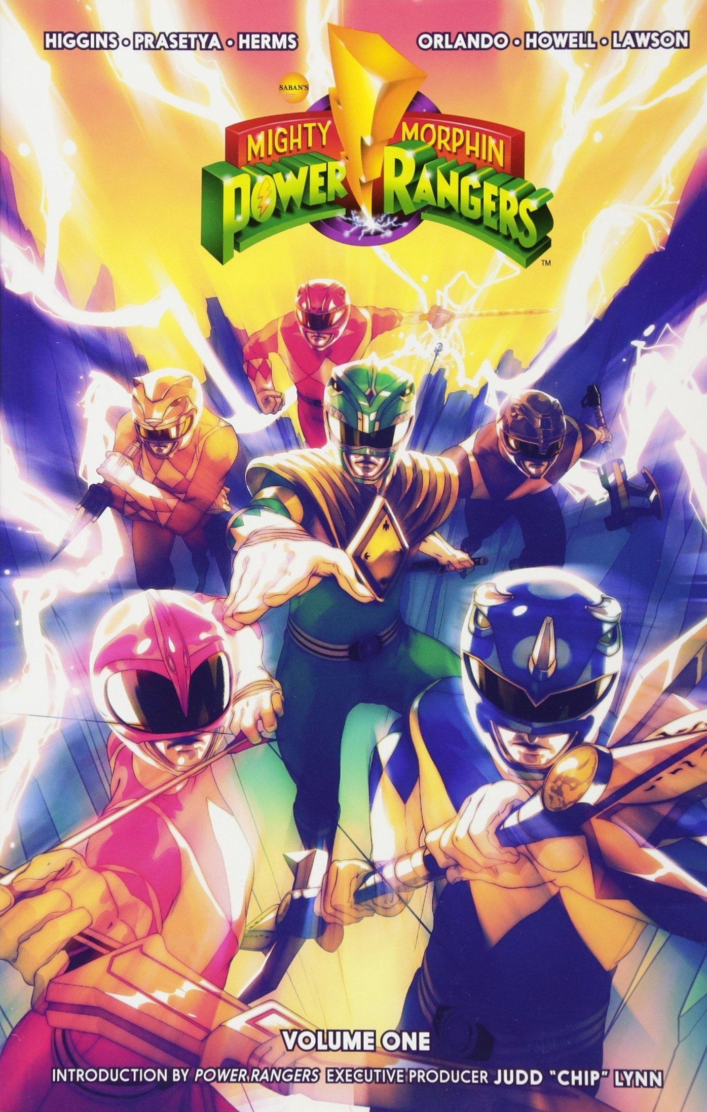 Boom Studios Go Go Power Rangers #20 Beyond The Grid Comic Book