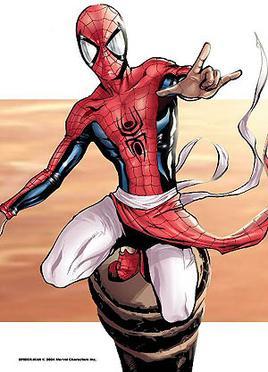 Alternative versions of Spider-Man