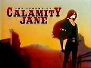 Legend of Calamity Jane