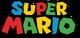 The official Super Mario series logo