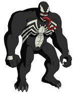 Venom The Symbiote