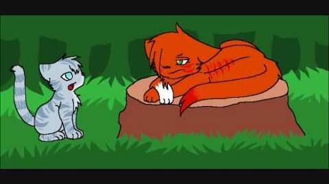 Jaypaw annoys Squirrelflight FG