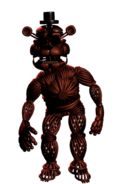 Withered Foxy Skin Phase 3