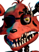 Old Withered Foxy