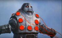 Gamerot Robot Energy Ray