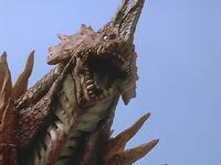 Neosaurus roars