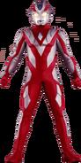 Ultraman Xenon data