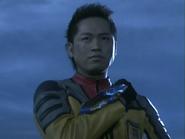 Ryu dengan Knight Brace