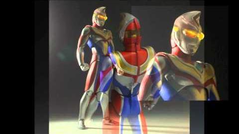 Ultra-Act Ultraman Dyna Flash Type