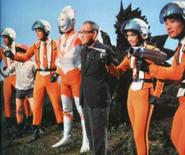 SSSP, Ultraman, and Eji Tsuburaya
