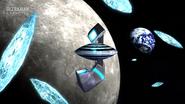 Alien Chibu Exceller Spaceship