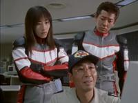 Ryo watches about Asuka