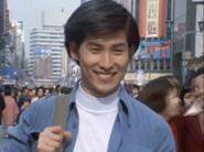 Kotaro in Ultraman Taro's final episode
