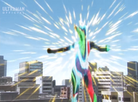 Taro gathers energy for Storium Ray