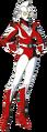 Ultrawoman Beth rendered