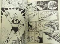 Ultraman vs Kemular Manga8