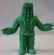 90's Alien Godola eraser